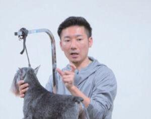 大分愛犬美容学院講師:浅野順平